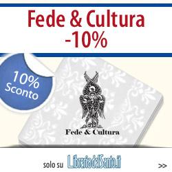 Fede & Cultura -10%