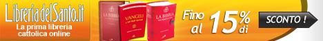 LibreriadelSanto.it - La prima libreria cattolica /> <br /><br />  <center> <table> <tr>  <td> <p class=