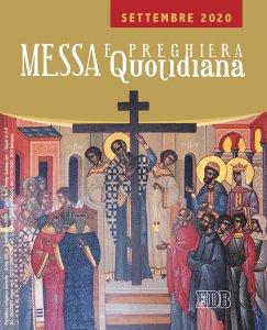Copertina di 'Messa e preghiera quotidiana. Settembre 2020'