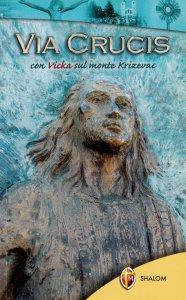 Copertina di 'Via crucis con Vicka sul monte Krizevac'