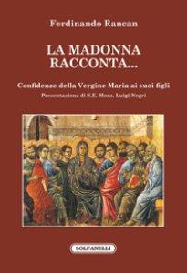 Copertina di 'La Madonna racconta...'