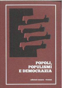 Copertina di 'Popoli, populismi e democrazia'