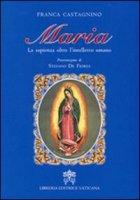 Maria. La sapienza oltre l'intelletto umano - Castagnino Franca