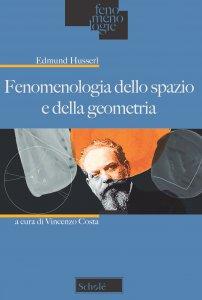 Copertina di 'Fenomenologia dello spazio e della geometria'