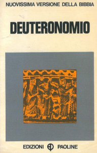 Copertina di 'Deuteronomio'