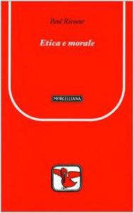 Copertina di 'Etica e morale'