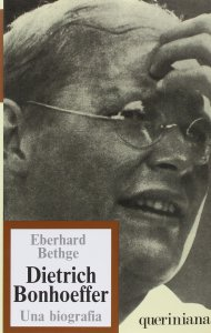 Copertina di 'Dietrich Bonhoeffer, teologo cristiano contemporaneo. Una biografia'