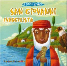 Copertina di 'San Giovanni evangelista'