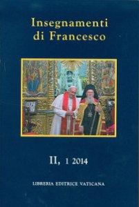 Copertina di 'Insegnamenti di Francesco'