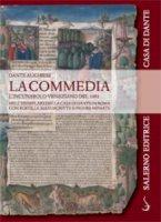 «Comedia» di Dante con figure dipinte - Dante Alighieri