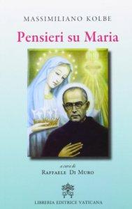 Copertina di 'Pensieri su Maria'