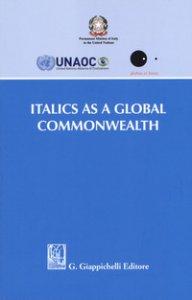 Copertina di 'Italics as a global Commonwealth'