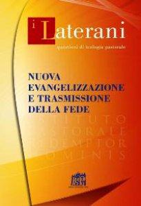Copertina di 'Nuova evangelizzazione e trasmissione della fede'