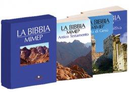 Copertina di 'Bibbia Mimep (cofan. 3 voll.)'