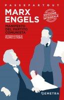 Manifesto del partito comunista - Karl Marx, Friederich Engels
