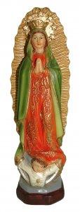 Copertina di 'Statua della Madonna di Guadalupe da 12 cm in confezione regalo con segnalibro in IT/EN/ES/FR'