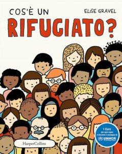 Copertina di 'Cos'è un rifugiato?'
