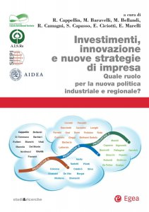 Copertina di 'Investimenti, innovazione e nuove strategie di impresa'