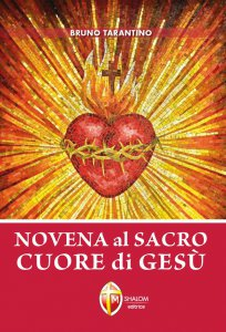 Copertina di 'Novena al Sacro Cuore di Gesù'