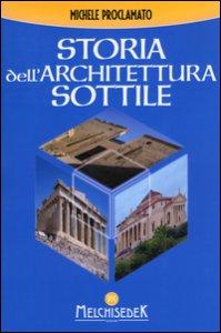 Copertina di 'Storia dell'architettura sottile'