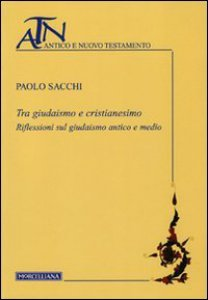 Copertina di 'Tra giudaismo e cristianesimo'