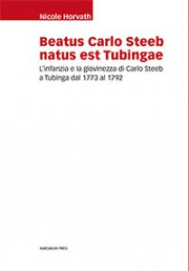 Copertina di 'Beatus Carlo Steeb natus est Tubingae'