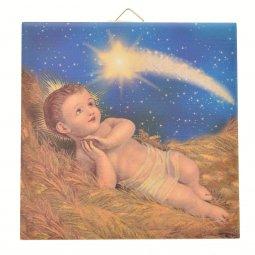 Copertina di 'Piastrellina Gesù Bambino'