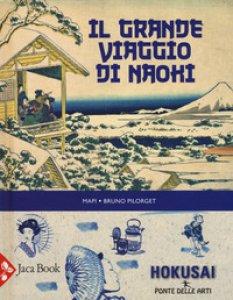 Copertina di 'Il grande viaggio di Naochi'