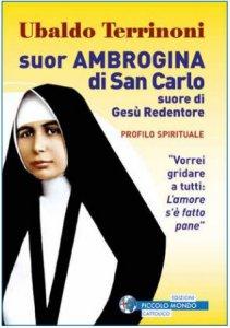 Copertina di 'Suor Ambrogina di San Carlo. Profilo spirituale'