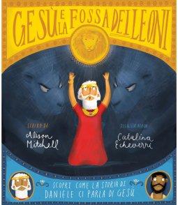 Copertina di 'Gesù e la fossa dei leoni'