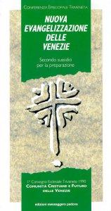 Copertina di 'Nuova evangelizzazione delle Venezie'