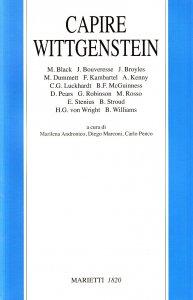 Copertina di 'Capire Wittgenstein'