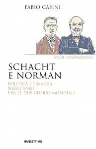 Copertina di 'Schacht e Norman'