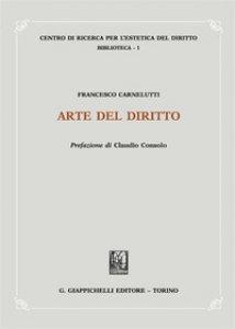 Copertina di 'Arte del diritto'