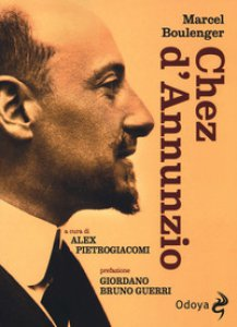 Copertina di 'Chez D'Annunzio'