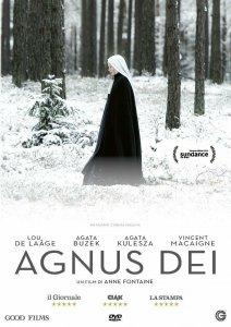 Copertina di 'Agnus dei (Good films)'