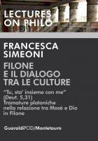 Filone e il dialogo tra le culture - Francesca Simeoni