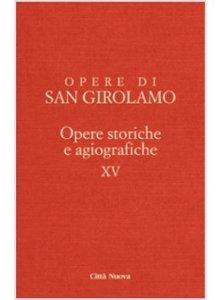 Copertina di 'Opere di San Girolamo'