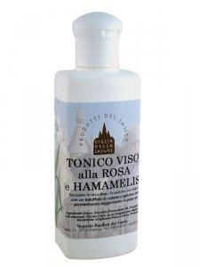 Copertina di 'Tonico viso rosa hamamelis 200 ml.'