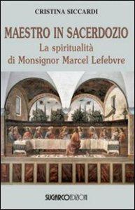 Copertina di 'Maestro in sacerdozio'