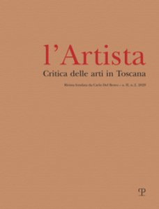 Copertina di 'L' Artista. Critica delle arti in Toscana (2020)'