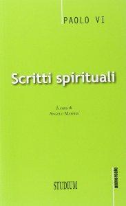 Copertina di 'Scritti spirituali'