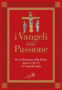Copertina di 'I Vangeli della Passione'