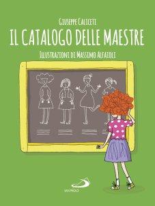 Copertina di 'Il catalogo delle maestre'