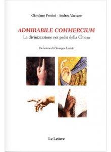 Copertina di 'Admirabile commercium'