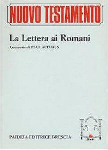 Copertina di 'La Lettera ai Romani'