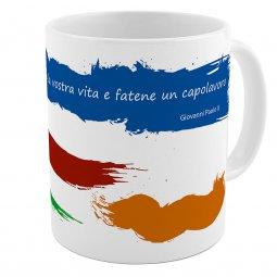 """Copertina di 'SpiriTazza """"Prendete in mano la vostra vita"""" (Giovanni Paolo II)'"""