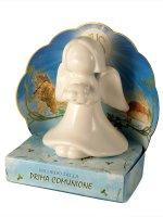 Angioletto in ceramica - confezione porta confetti