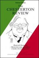 Chesterton Review. Poesie di Chesterton, Chesterton come giornalista, L'uomo vivo in Chesterton (The )