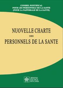 Copertina di 'Nouvelle charte des personnels de la sante'
